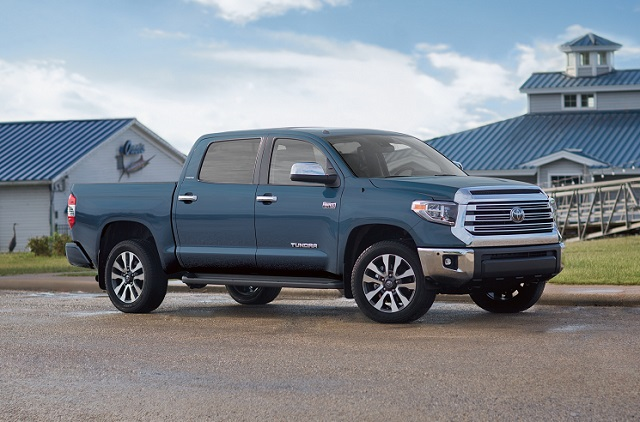 54 A 2020 Toyota Tundra Performance and New Engine