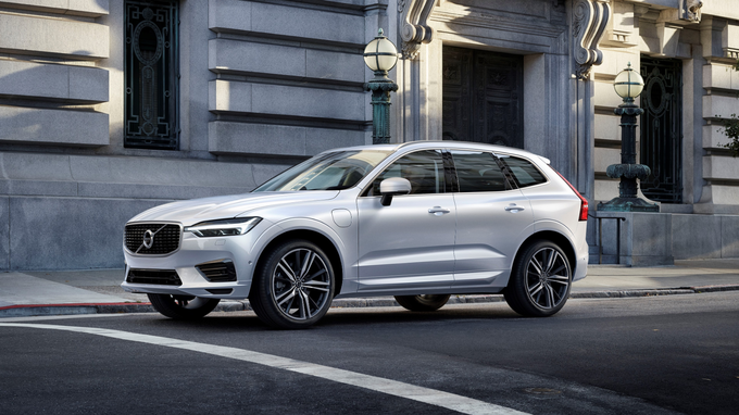 54 A 2020 Volvo XC60 Redesign and Review