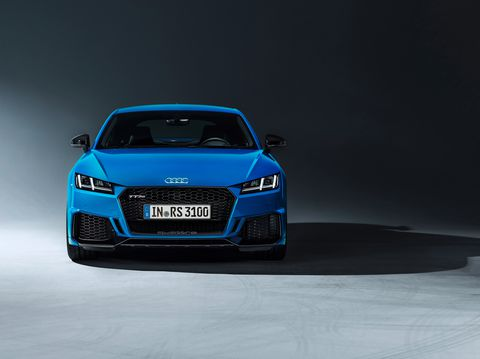 54 All New 2019 Audi Tt Rs Model