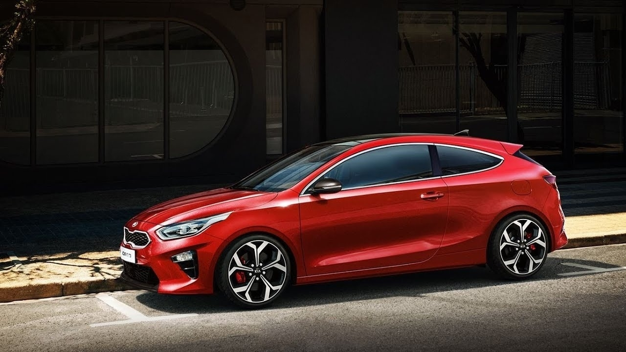 54 All New 2019 Kia Gt Coupe Price