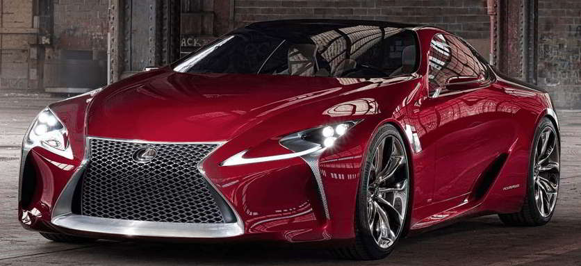 54 All New 2019 Lexus Lf Lc Ratings