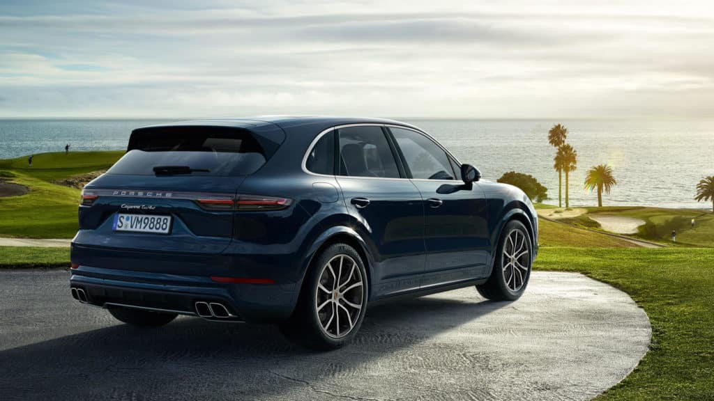 54 All New 2019 Porsche Macan Turbo Release Date