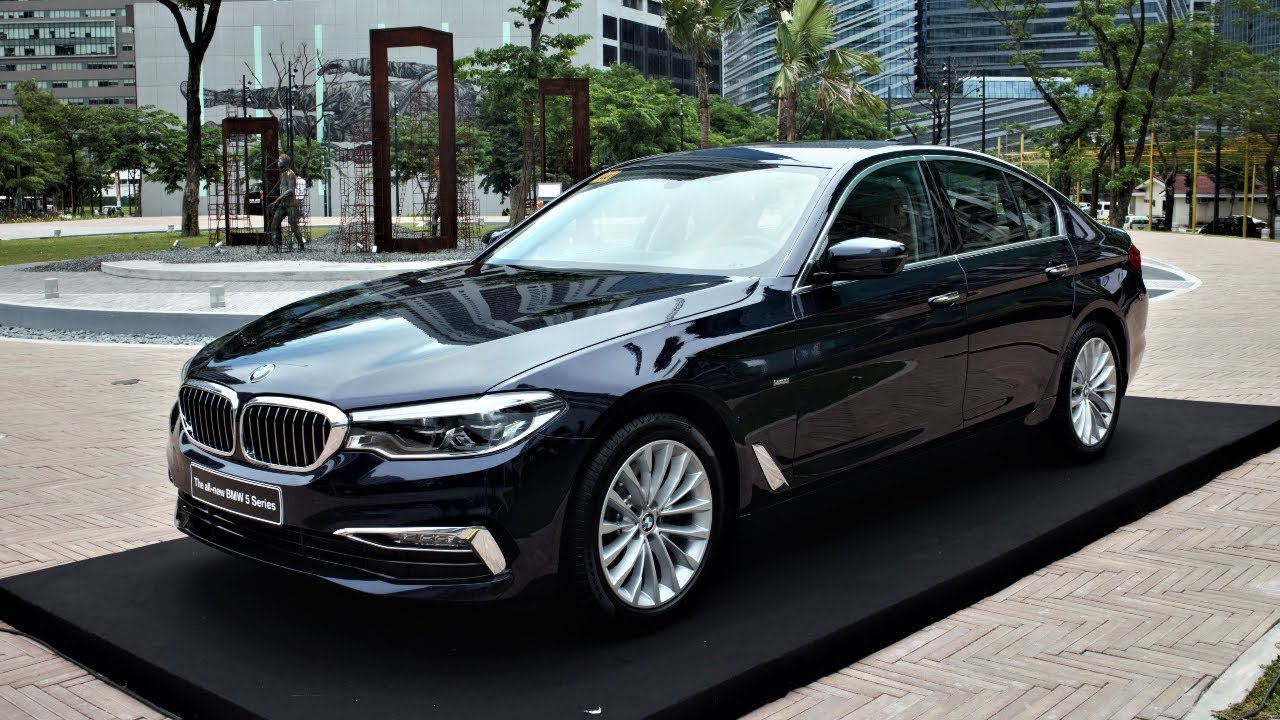54 All New 2020 BMW 550I Ratings