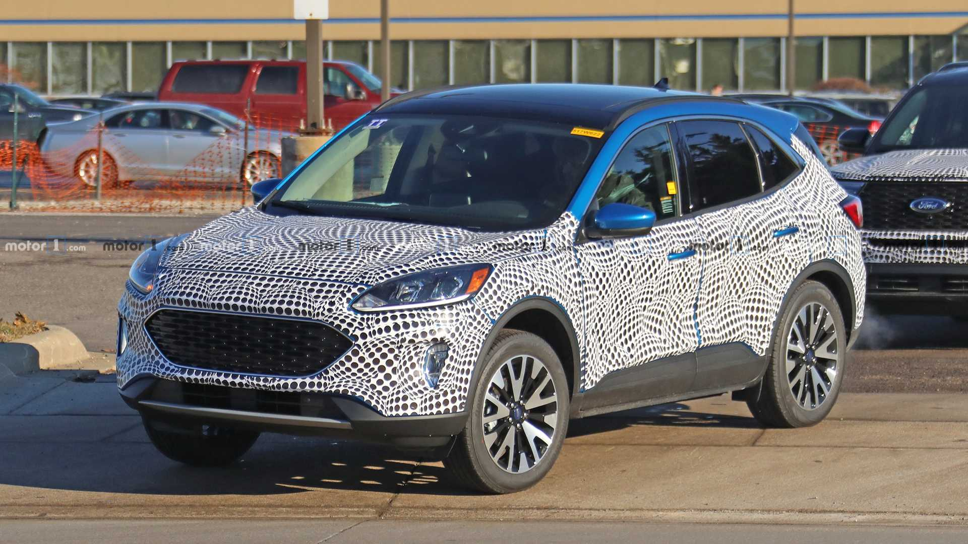54 All New 2020 Ford Escape First Drive