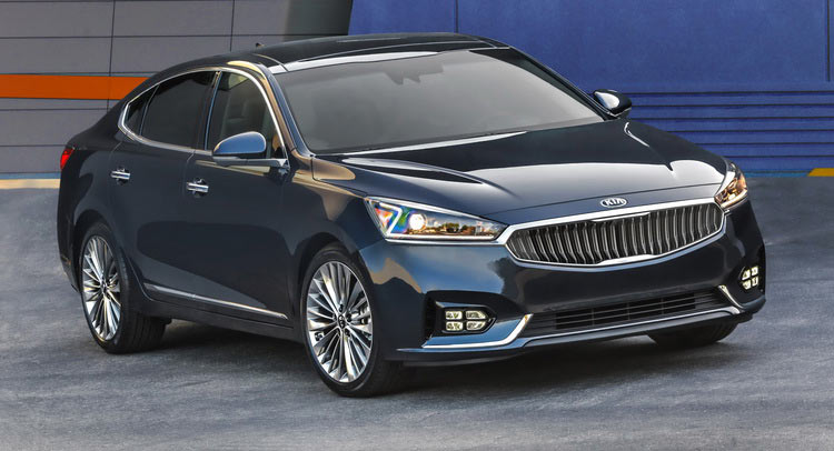 54 All New 2020 Kia Cadenza Redesign and Concept
