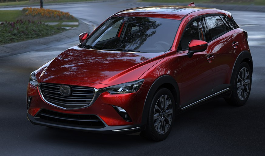 54 All New 2020 Mazda Cx 3 First Drive