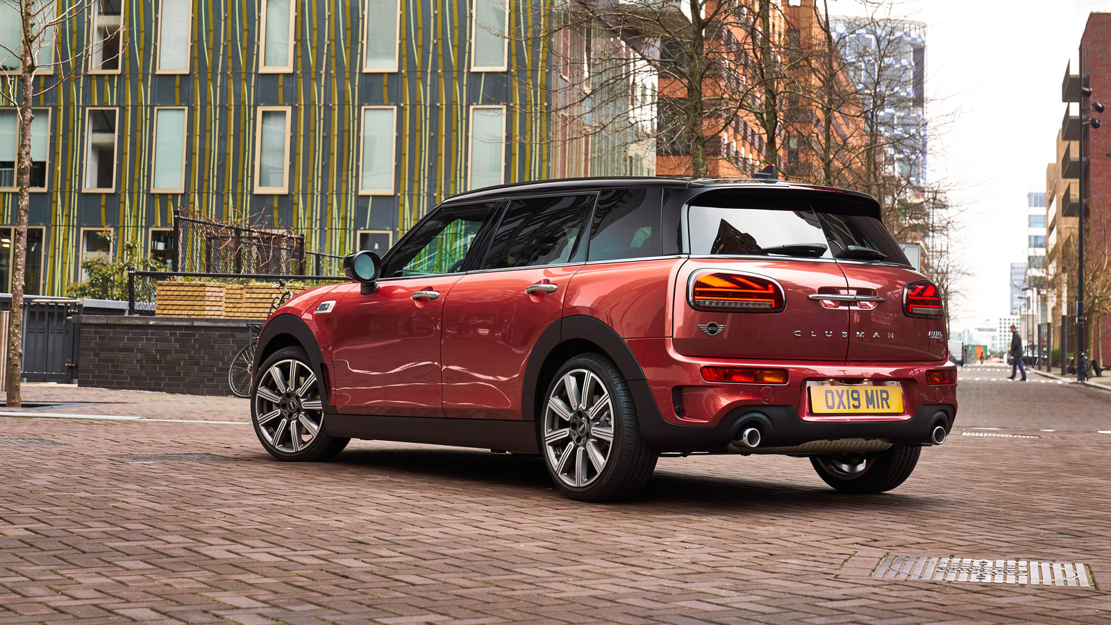 54 All New 2020 Mini Clubman Wallpaper