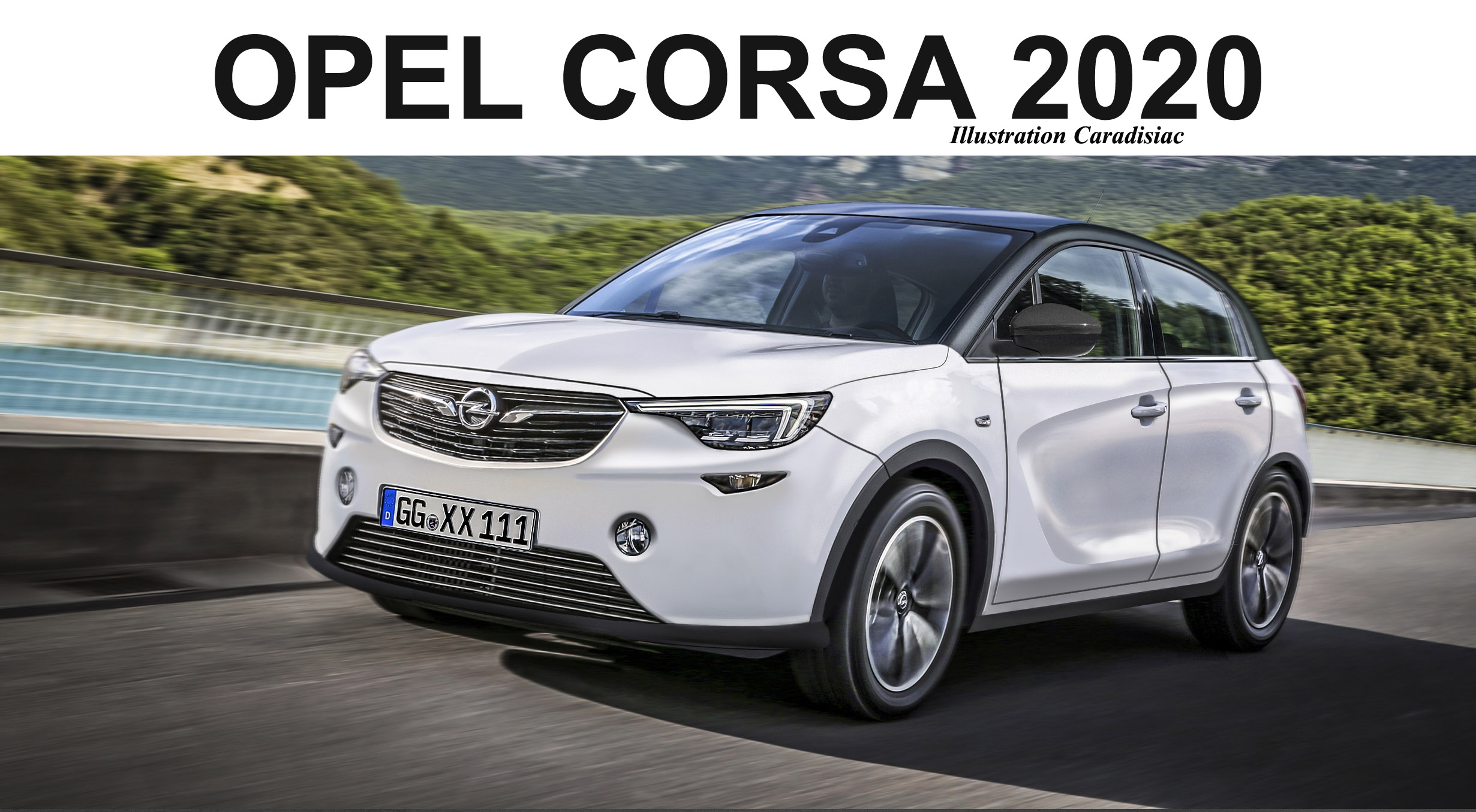 54 All New 2020 Opel Corsa Price and Review