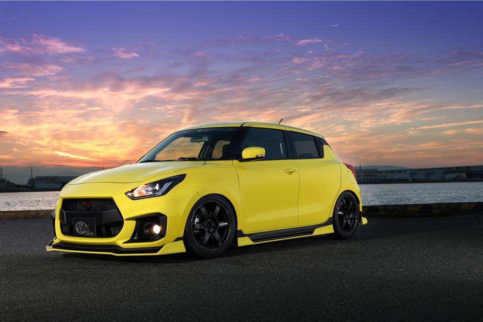 54 New 2019 New Suzuki Swift Sport Engine