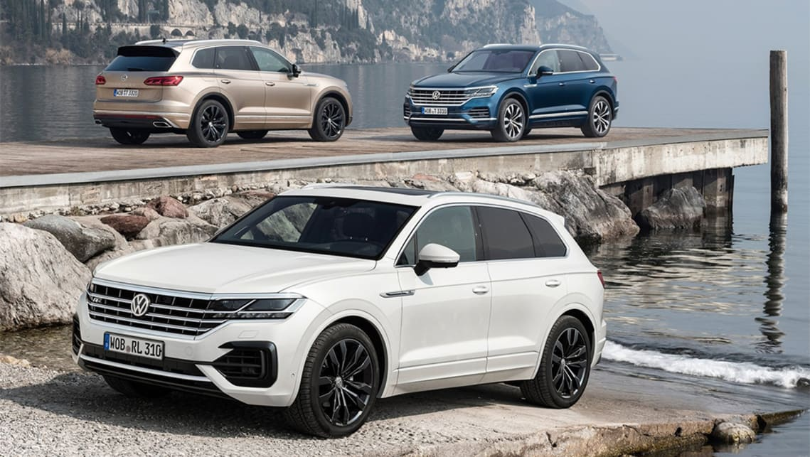 54 New 2019 Vw Touareg Tdi New Model and Performance