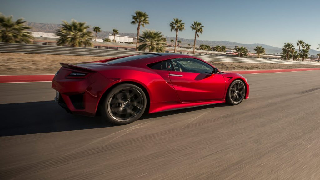54 New 2020 Acura NSXs First Drive