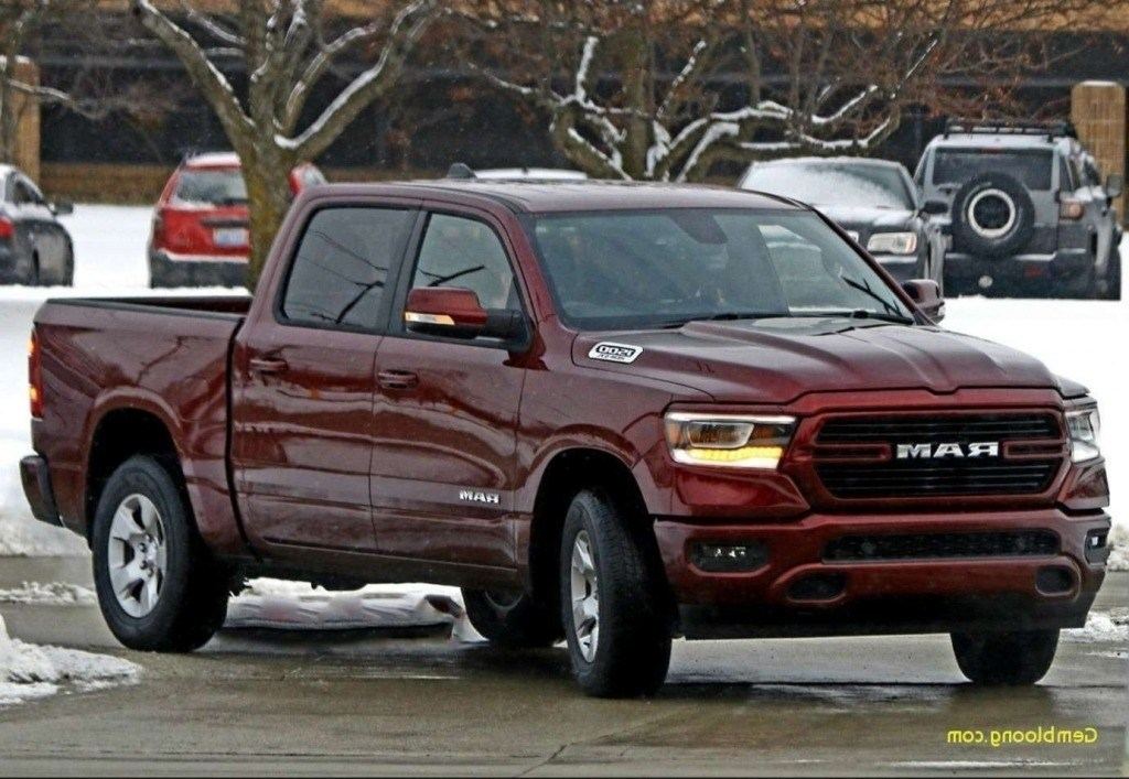 54 New 2020 Dodge Dakota Interior