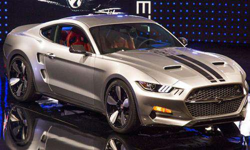 54 New 2020 Mustang Rocket Spy Shoot