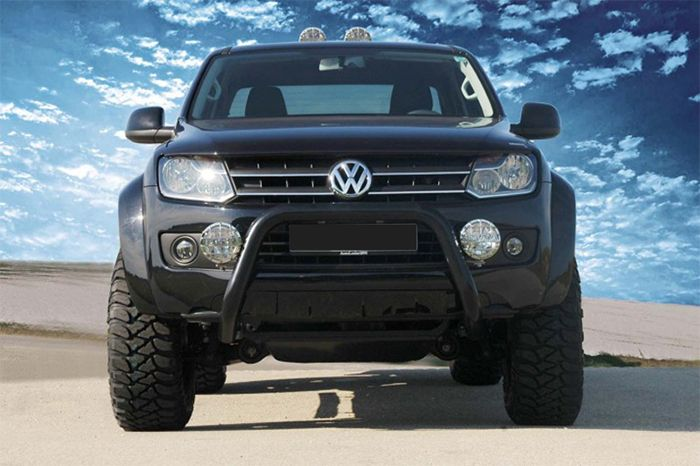 54 New 2020 VW Amarok Spy Shoot
