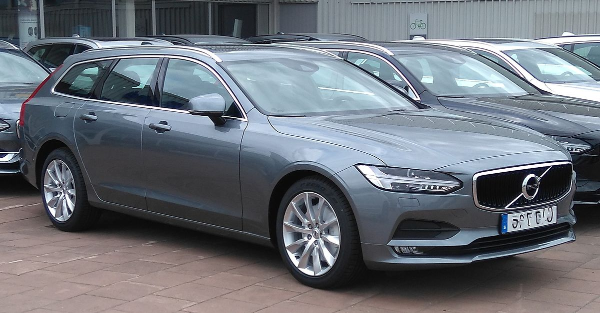 54 New Volvo V90 Redesign and Review