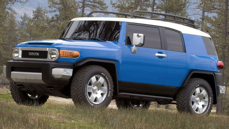 54 The 2019 Fj Cruiser New Model and Performance