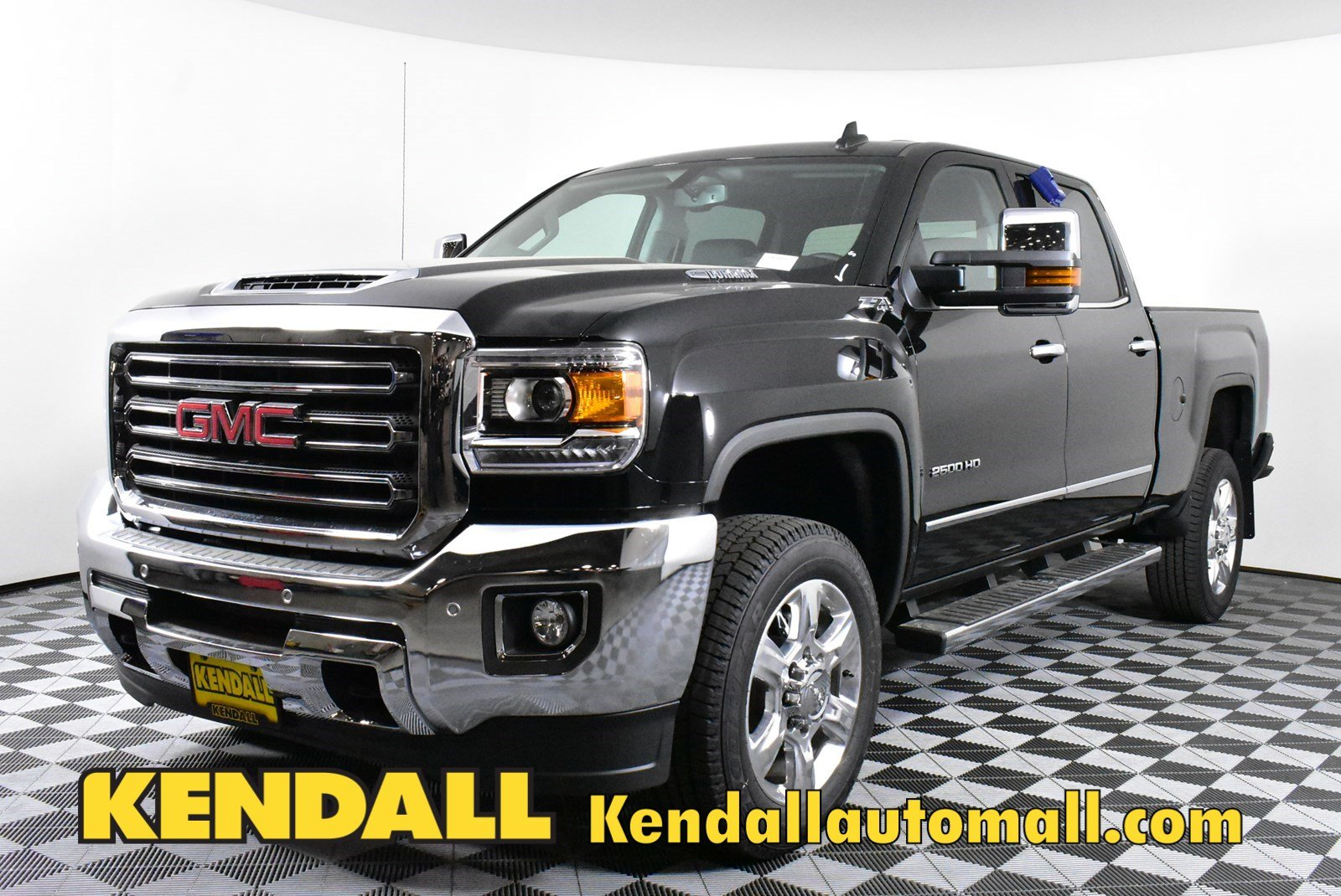 54 The 2019 GMC Sierra 2500Hd Model