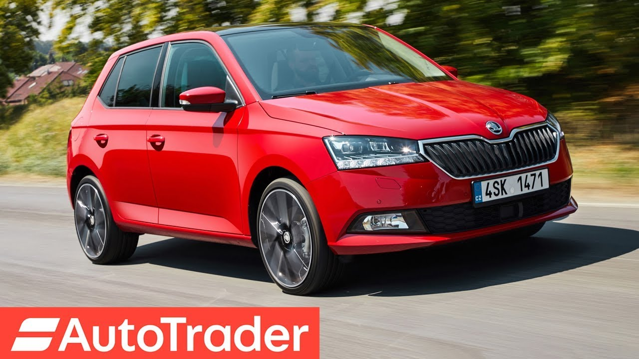 54 The 2019 Skoda Roomster First Drive