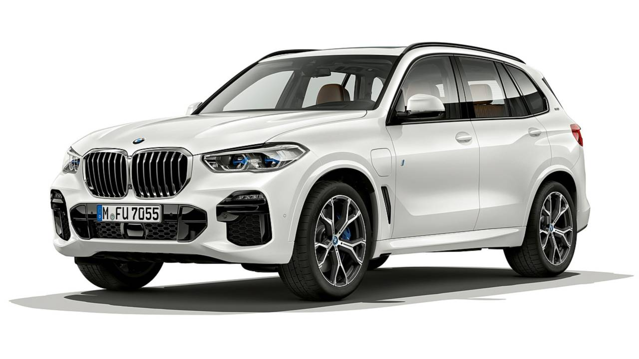 54 The 2020 BMW X5 First Drive
