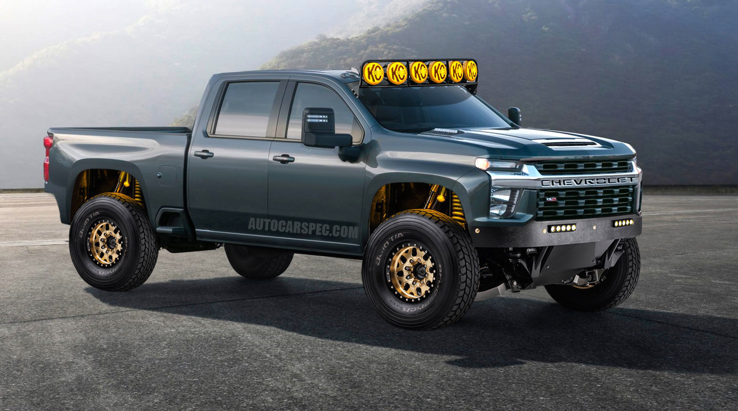 54 The 2020 Chevy Silverado Hd Redesign and Review