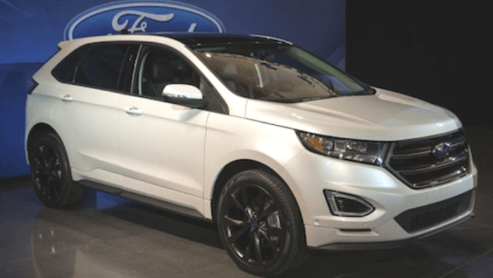 54 The 2020 Ford Edge Redesign and Concept