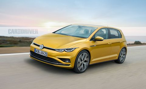 54 The 2020 VW Golf R USA Redesign and Review
