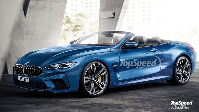 54 The Best 2019 BMW M8 Research New