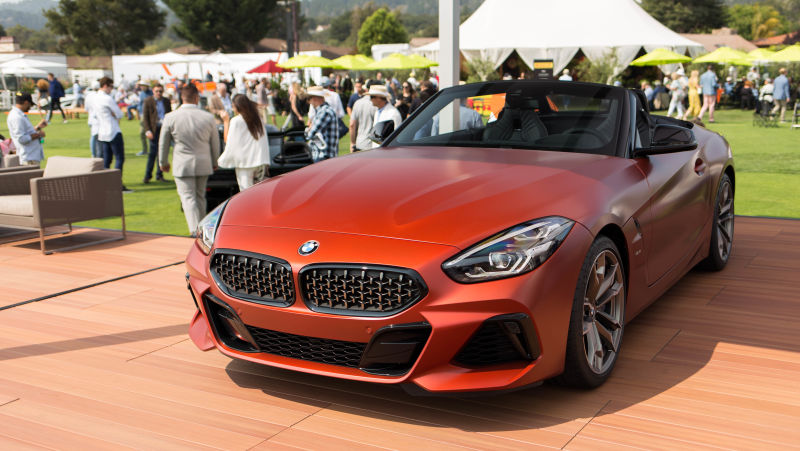 54 The Best 2019 BMW Z4 M Roadster Picture
