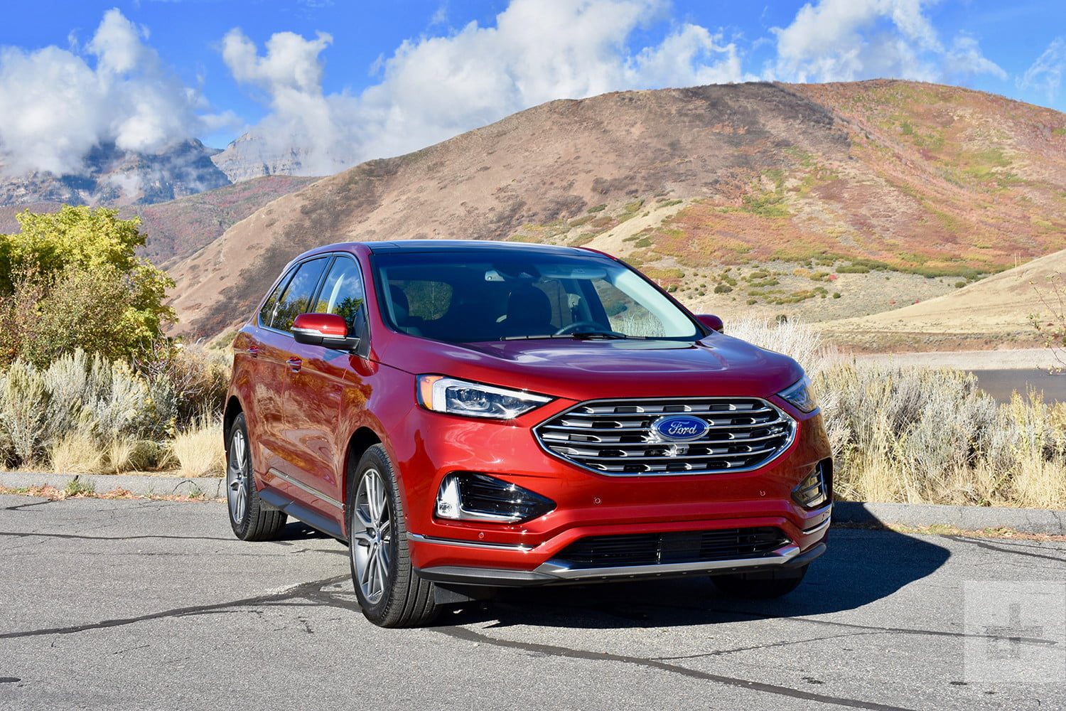 54 The Best 2019 Ford Edge New Design Performance and New Engine