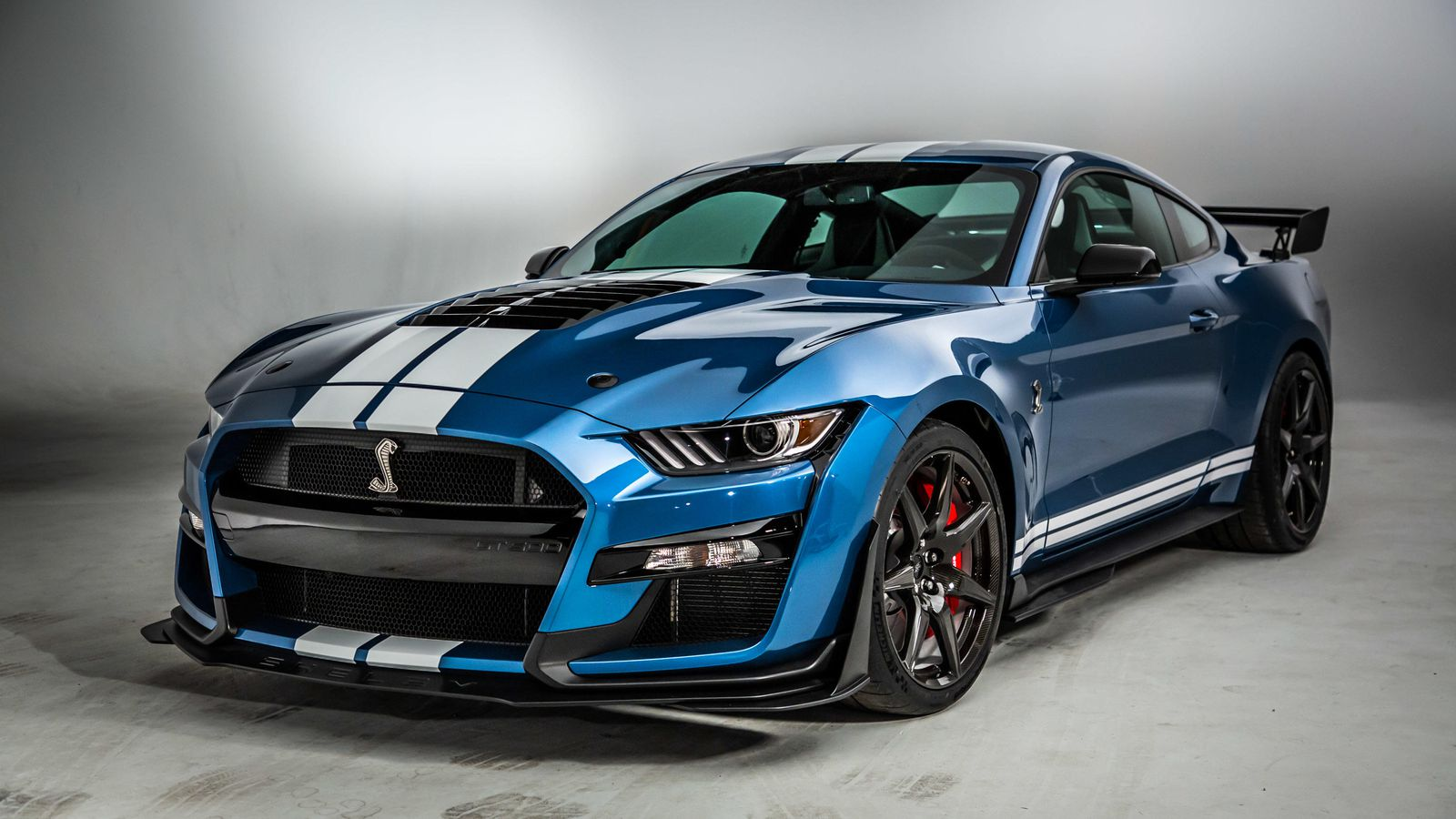 54 The Best 2019 Ford Mustang Shelby Gt500 Configurations