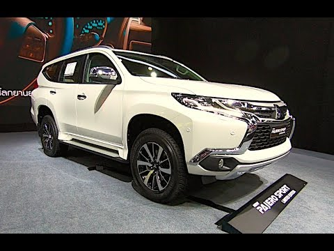 54 The Best 2019 Mitsubishi Montero Sport New Review