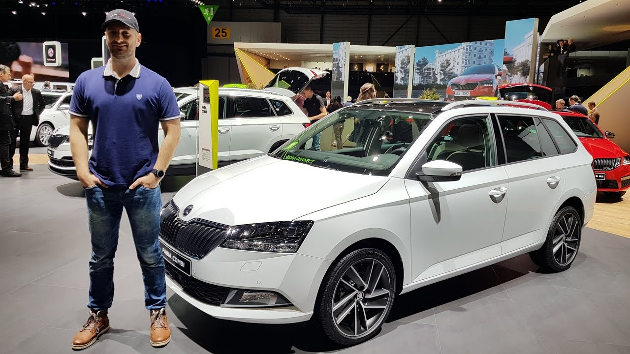 54 The Best 2019 Skoda Roomster Picture