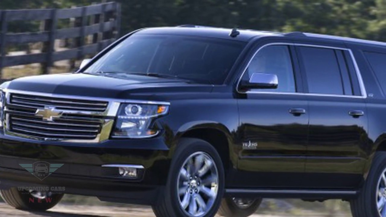 54 The Best 2020 Chevrolet Suburban Wallpaper