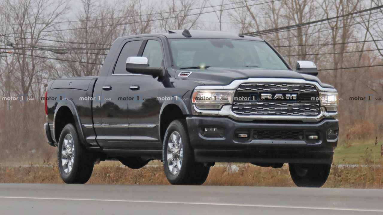 54 The Best 2020 Ram 3500 Price and Release date