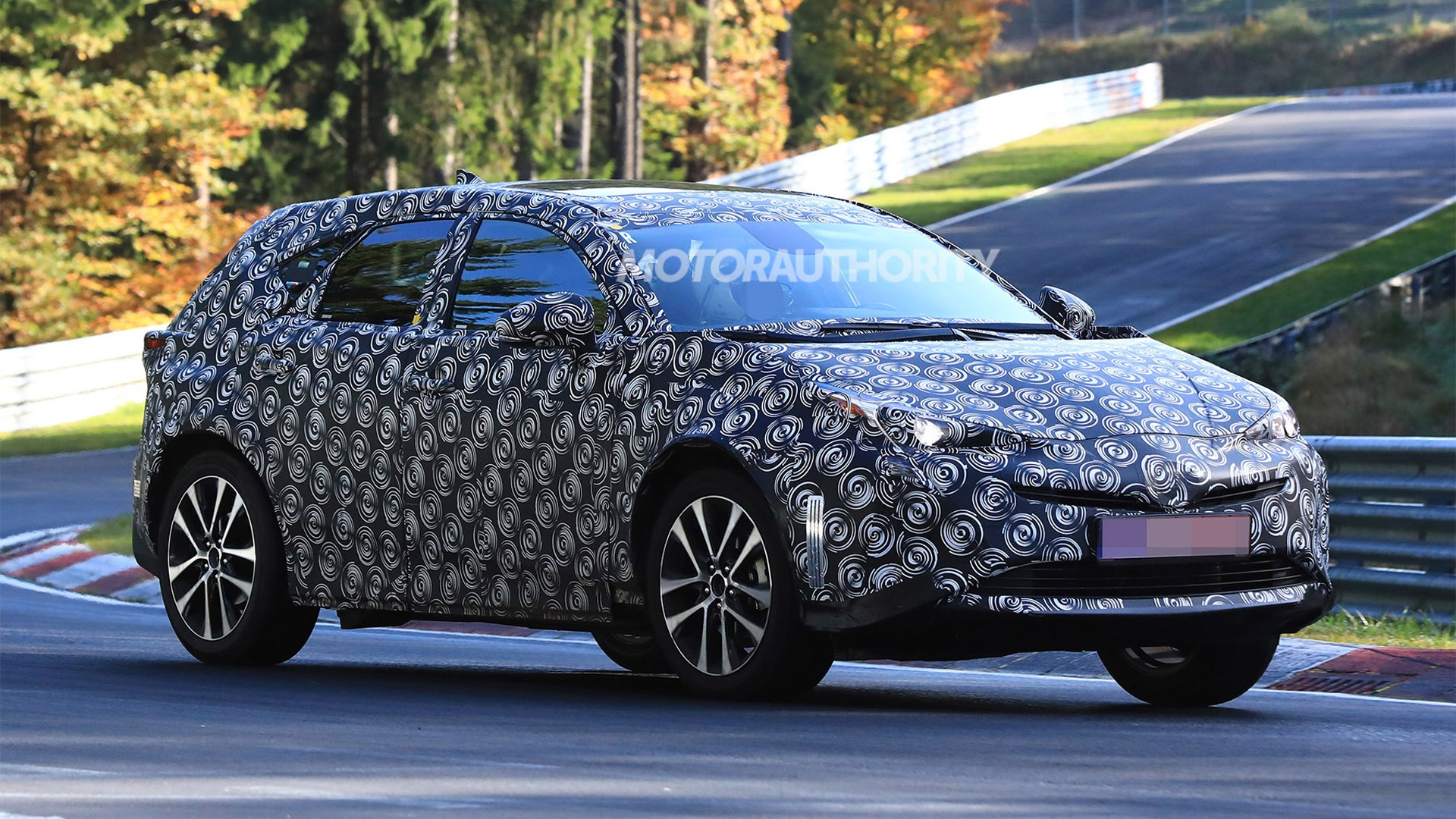 54 The Best 2020 Spy Shots Toyota Prius Interior