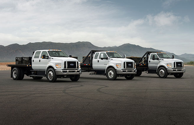 55 A 2019 Ford F 650 F 750 Review and Release date