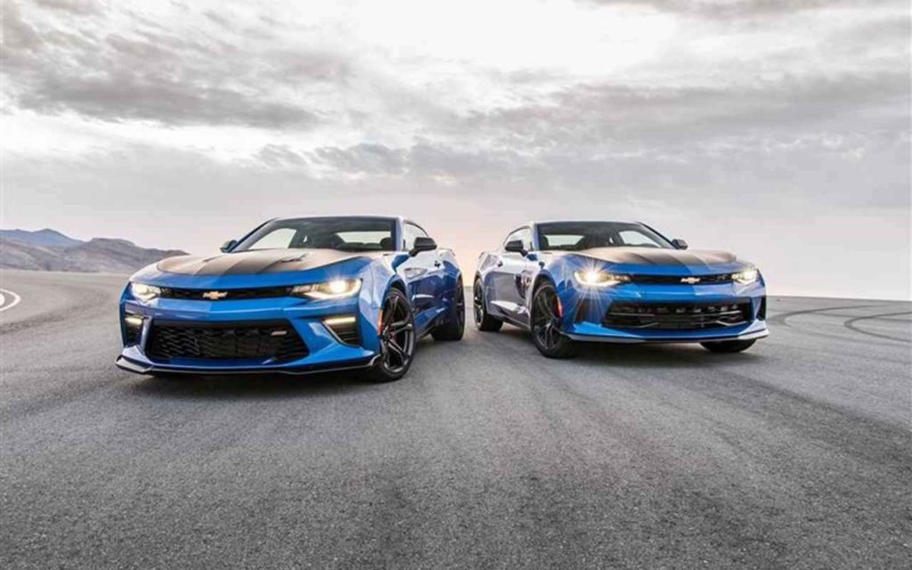 55 A 2020 Chevy Camaro Competition Arrival Research New