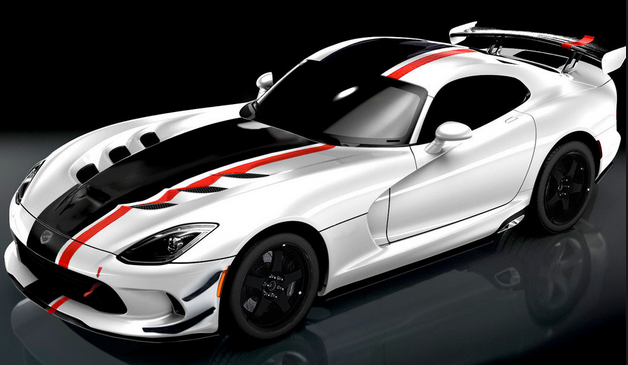 55 A 2020 Dodge Viper Review