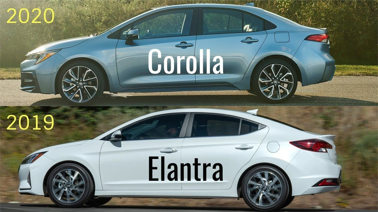 55 A 2020 Hyundai Elantra Sedan Performance and New Engine