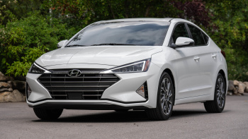 55 A 2020 Hyundai Elantra Sedan Reviews
