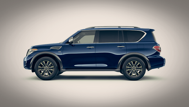 55 A 2020 Nissan Armada Specs and Review