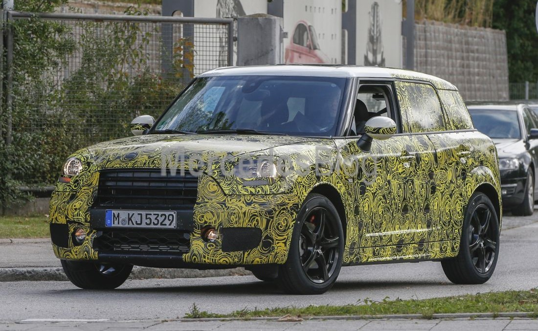 55 A Spy Shots Mini Countryman Price Design and Review