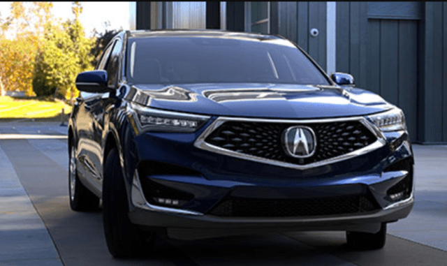 55 All New 2020 Acura RDX Redesign