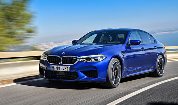 55 All New 2020 BMW M5 Engine