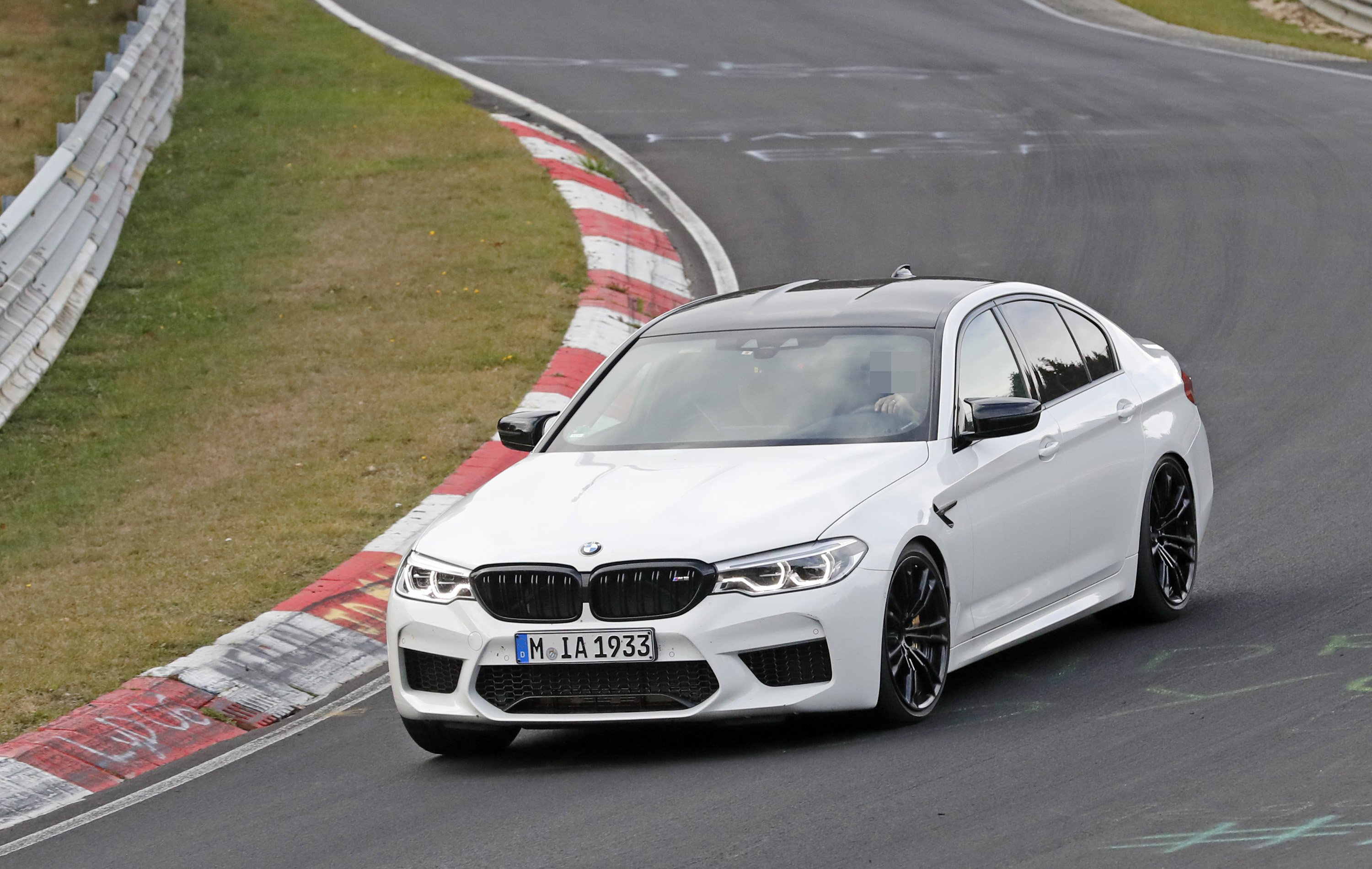 55 All New 2020 BMW M5 Spesification
