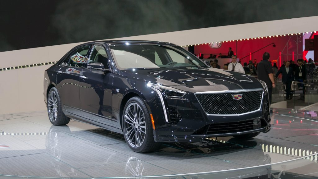 55 All New 2020 Cadillac Deville Coupe Redesign and Concept