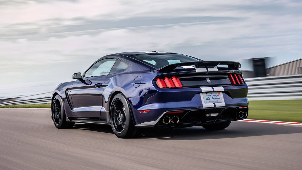 55 All New 2020 Ford GT350 Performance and New Engine