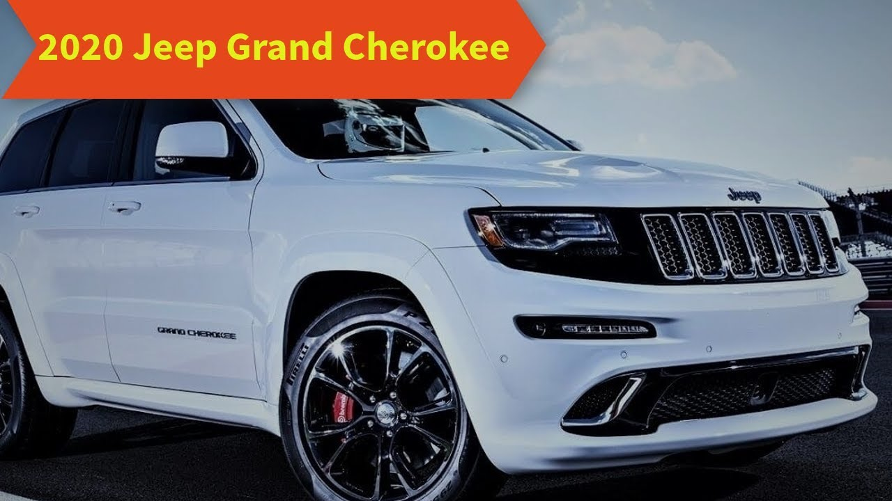 55 All New 2020 Jeep Grand Cherokee Diesel Spy Shoot