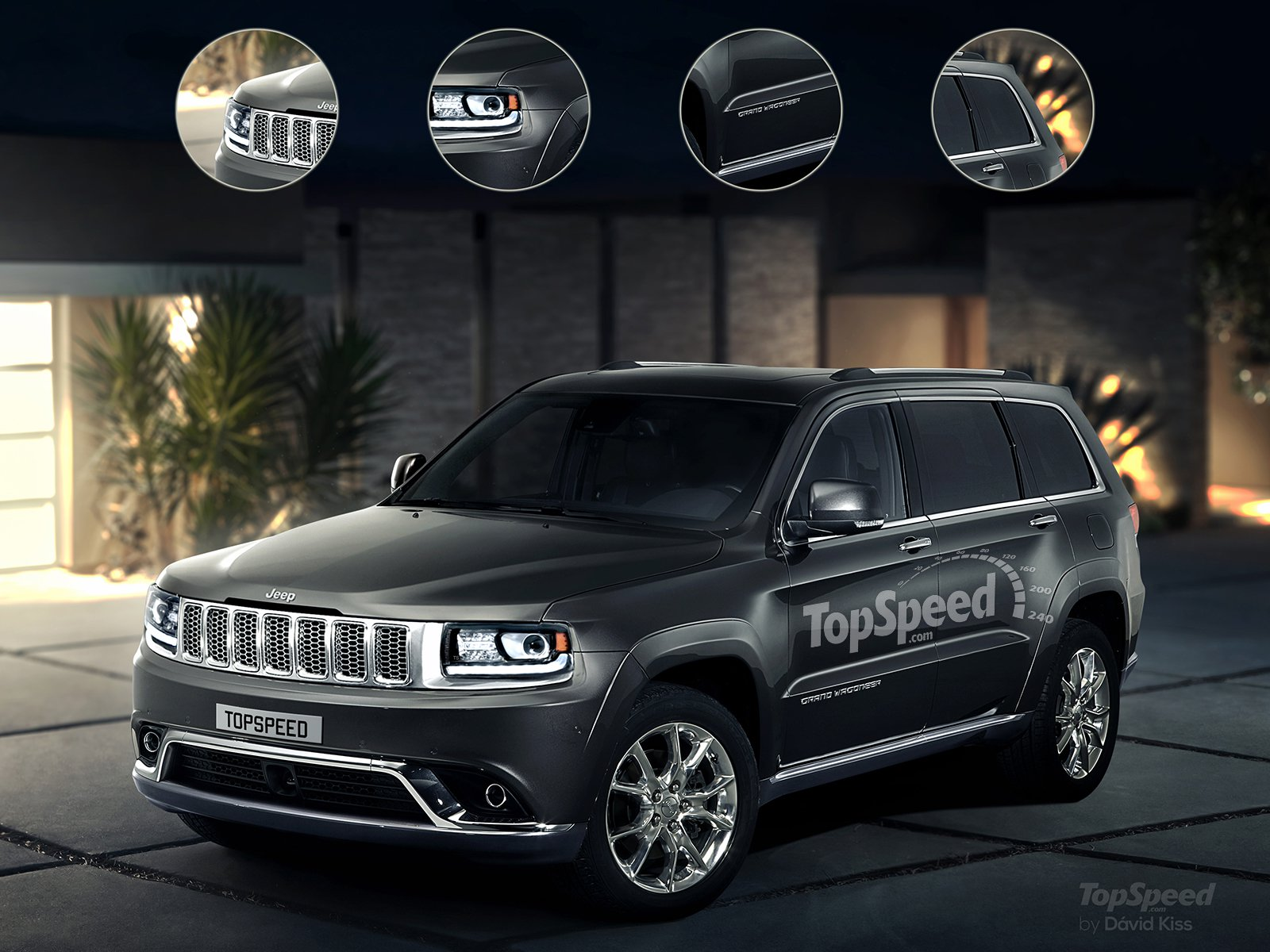 55 All New 2020 Jeep Wagoneer Specs and Review