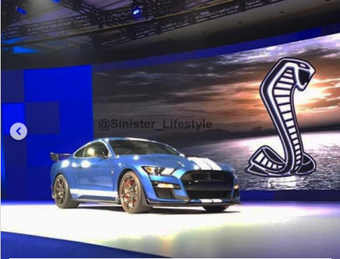 55 All New 2020 Mustang Mach Performance and New Engine